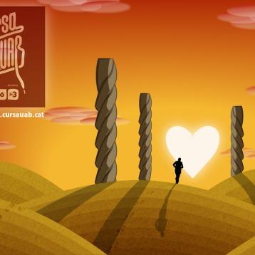 Advertising for La Marató de TV3 // Anuncio de La Marató de TV3