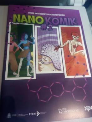 Nanokomik cover