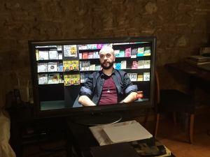 Interview in TVE