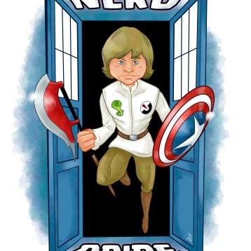 The ultimate nerd!
