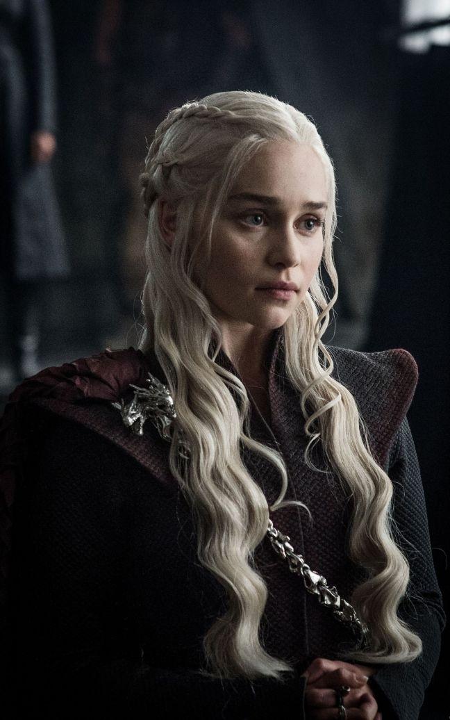daenerys, emilia clarke, got, game of thrones, juego de tronos,