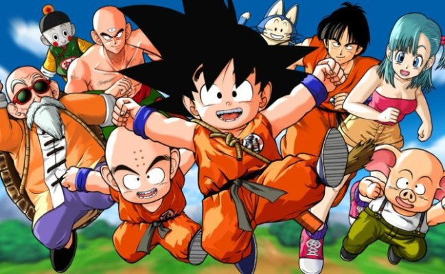 goku, songoku, dbz, dragon ball z, krilin, bulma, bola de drac, bola de dragon, anime, manga, akira toriyama, japón,