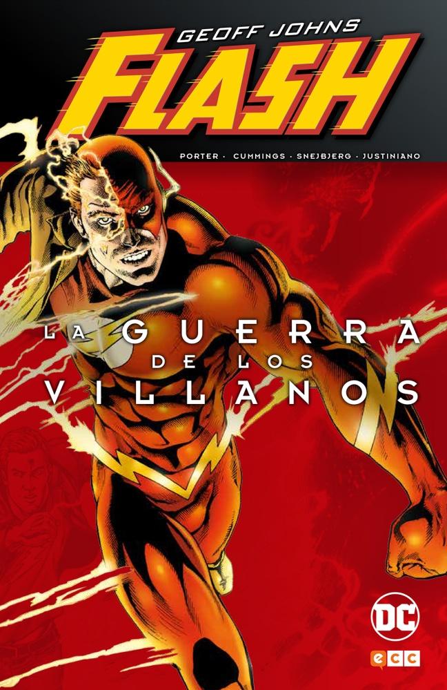 flash, comics, dc, superheroes, geoff johns,