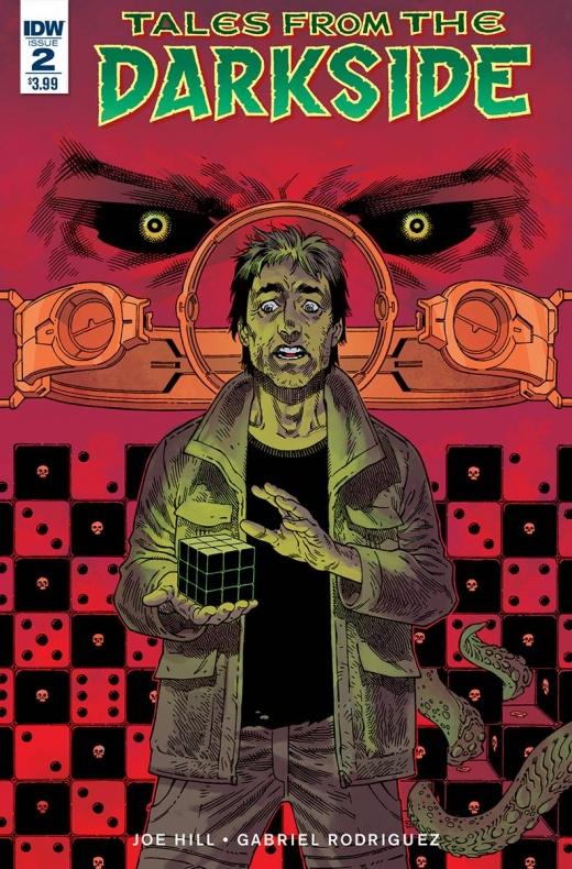 tales from darkside, joe hill, comics, terror,