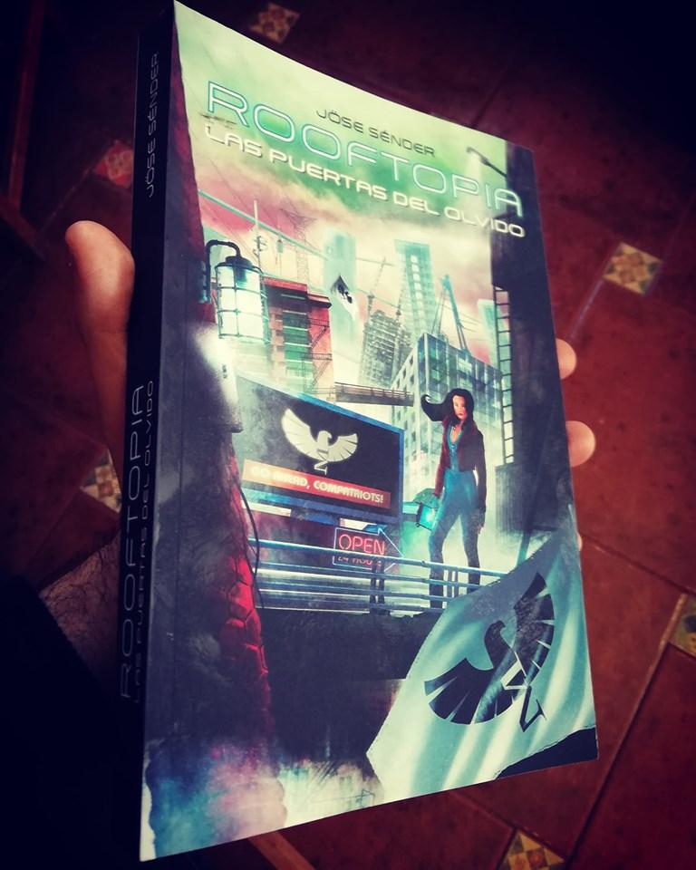 ciencia ficcion, rooftopia, libros, novelas, frikis, nerd, distopico,