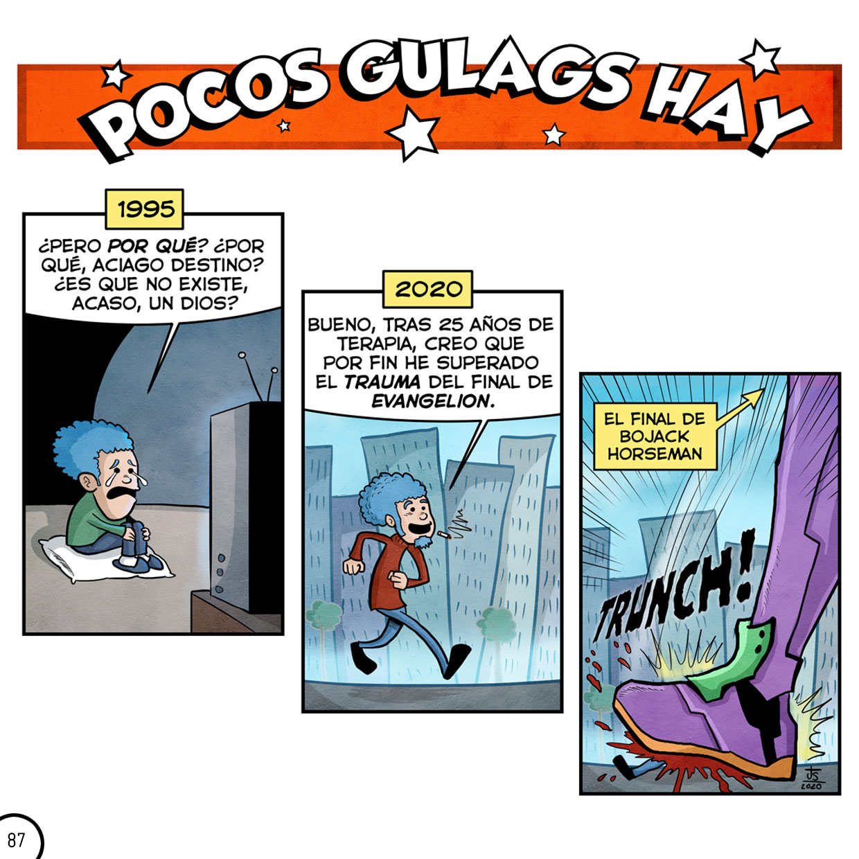 pocos gulags hay, humor, webcomic, comics online, gratis, comics, tiras, viñetas, historietas, politica, actualidad,