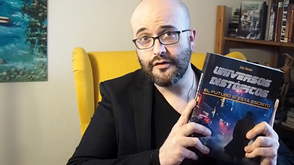 libros, literatura española, j sender, universos distopicos, distopía, ciencia ficción,