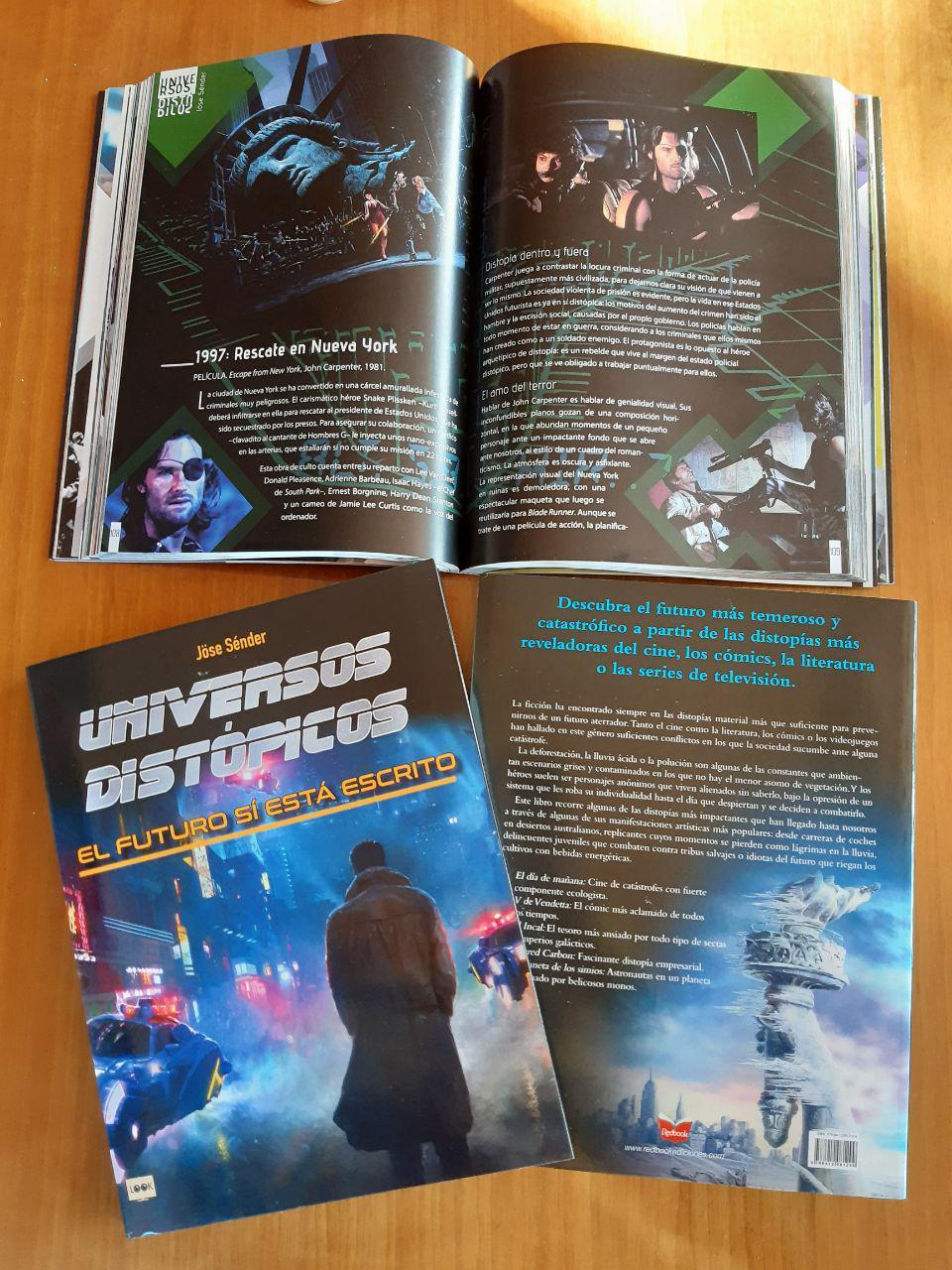 distopía, ciencia ficción, libros, pop, cultura, divulgación, cine, series, tv, cómic, videojuegos,
